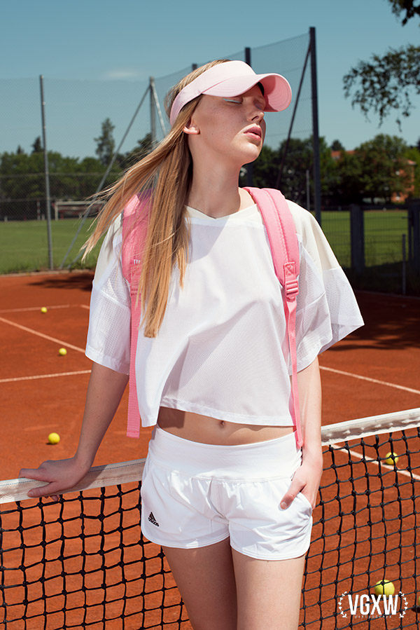 Activewear Editorial by Fashion Photographer Ammy Berent | VGXW