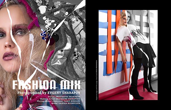 Fashion Mix by Evgeny Sharapov