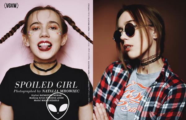 Style Editorial by Natalia Mrowiec for VGXW Magazine   virtuogenix.online