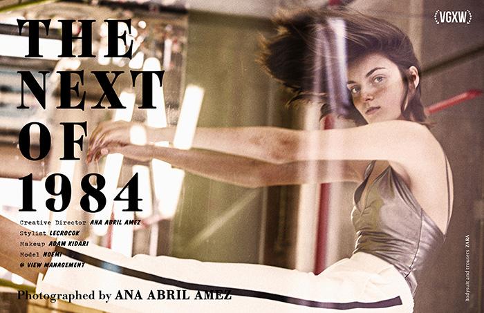 Style editorial by Ana Abril Amez for VGXW Magazine | virtuogenix.online