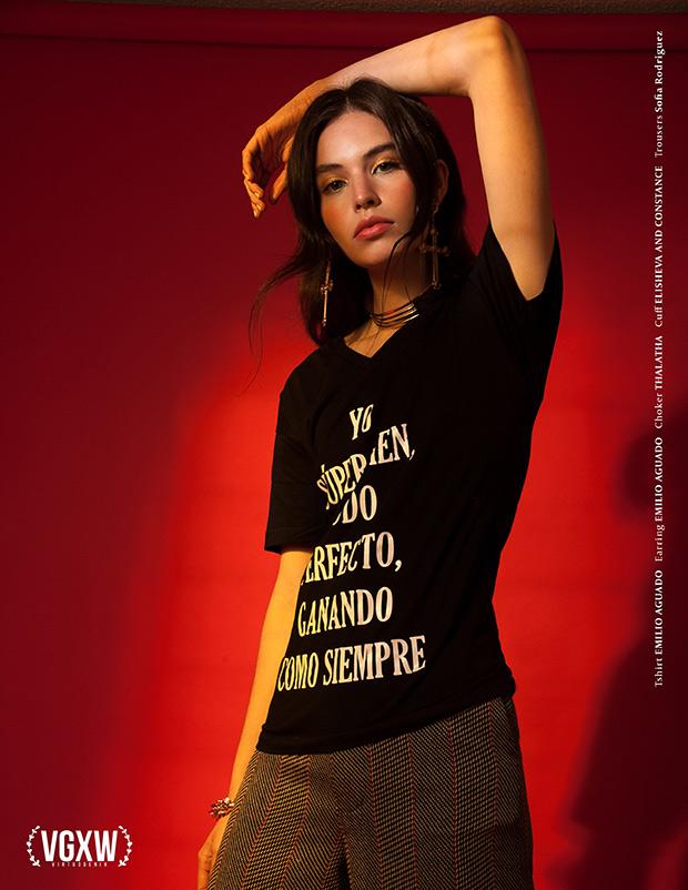 Ana Pau Valle by Abraham Magos for VGXW Magazine | virtuogenix.online