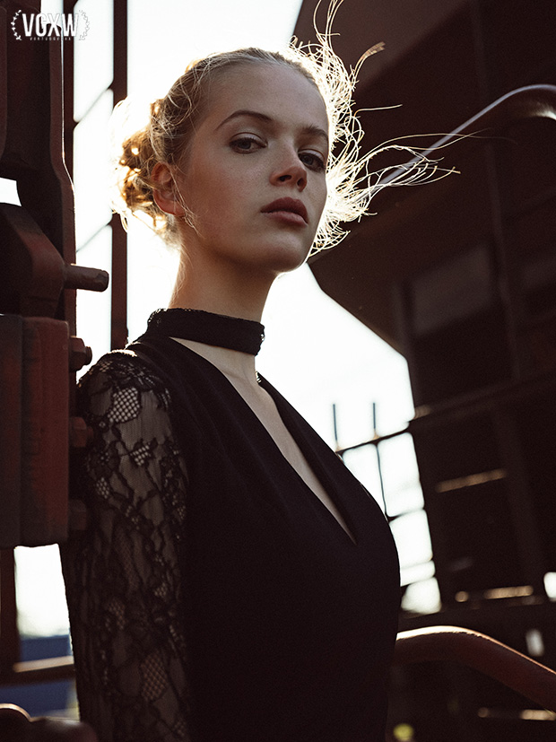 Katharina @ Mega Model Agency by Holger Nitschke for VGXW Magazine