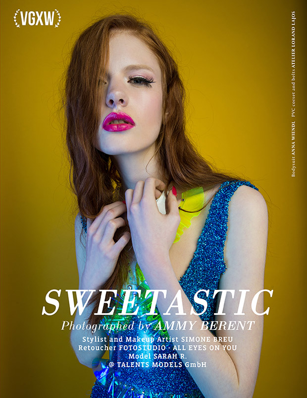 Style Editorial: Sweetastic by Ammy Berent for VGXW Magazine | virtuogenix.online