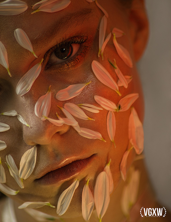 In Bloom - A beauty editorial by Tanya Miroshina for VGXW Magazine | virtuogenix.online