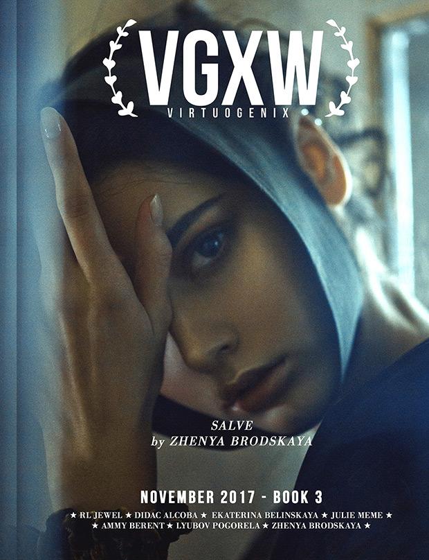 VGXW Magazine November 2017 Book 3 - Lyubov Pogorela | virtuogenix.online
