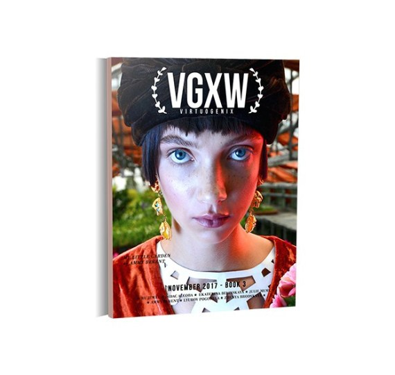 VGXW Magazine - November 2017 Book 3 - Ammy Berent