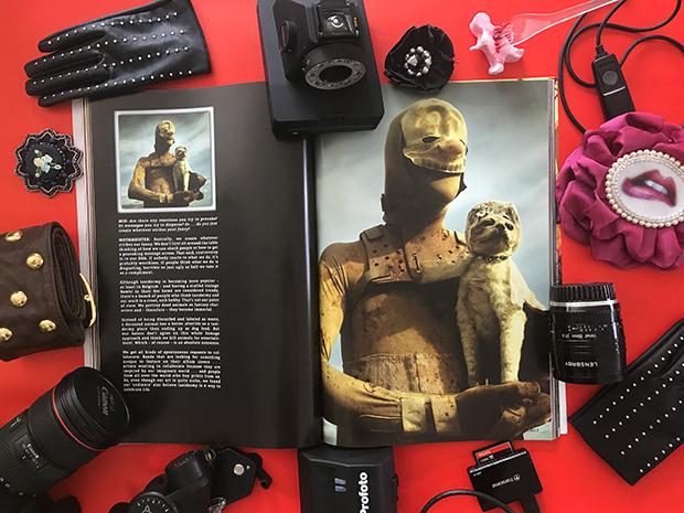 Interview with Fine Art Photographers Mothmeister   Virtuogenix Issue 00