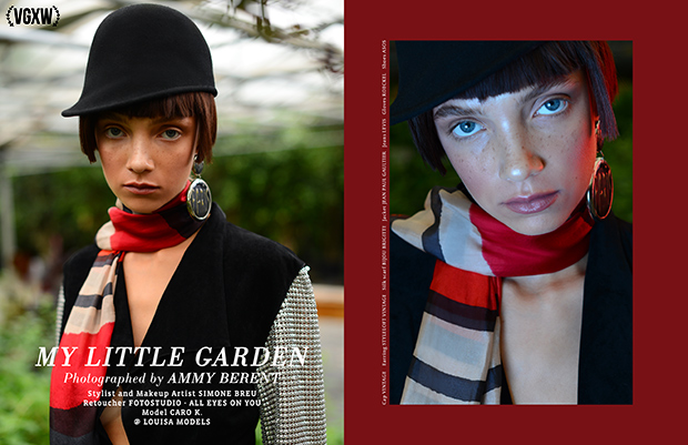 VGXW Style Editorial: My Little Garden by Ammy Berent | virtuogenix.online