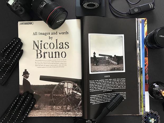 Nicolas Bruno - Fine Art Photography - Virtuogenix Issue 00 | Virtuogenix.Online