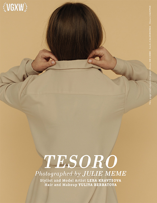 [VGXW Magazine Style Editorial] Tesoro by Julie Meme | virtuogenix.online