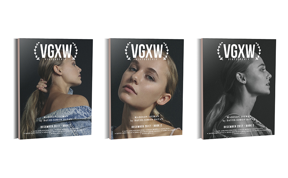 VGXW Magazine - December 2017 Book 2 (Cover 2) | Madison Iseman