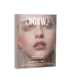 VGXW Magazine - December 2017 Book 3 - Ilona Veresk (Cover 1) | virtuogenix.online