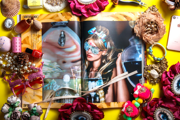 Inside Virtuogenix 00: Angel Hair starring Terese Pagh by Miu Vermillion