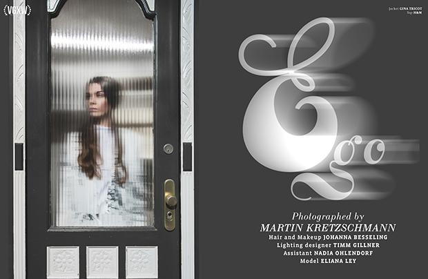 Ego by Martin Kretzschmann for VGXW Magazine | viruogenix.online