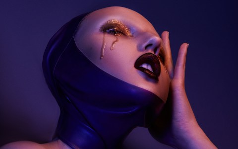 No Tears - Beauty Editorial by Natascha Gerschon for VGXW Magazine | virtuogenix.online