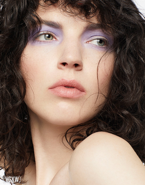 VGXW Beauty Editorial - Pastel by Keith Clouston