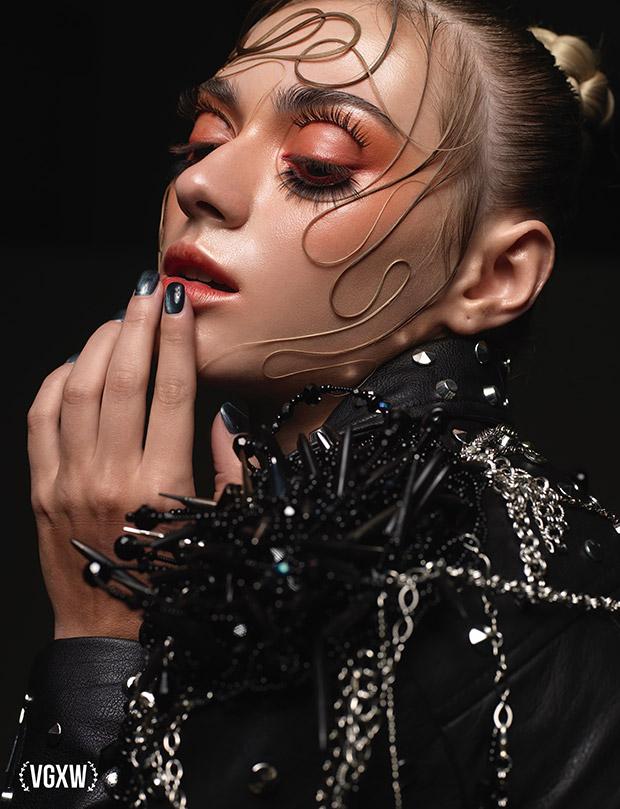 Beauty Editorial by Stanislav Kopanev for VGXW Magazine
