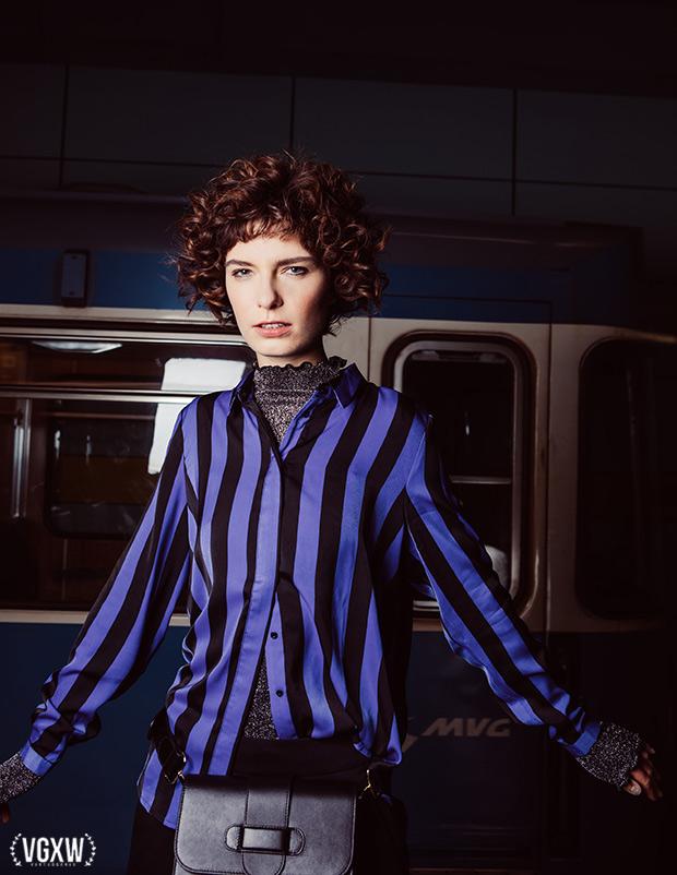 "VGXW Magazine Style Editorial: ""After Dark"" by fashion photographer Tuba Eren"