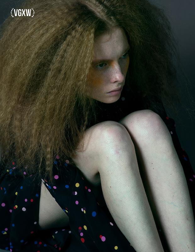 VGXW Magazine Style Editorial: The Modern Witch by Sara Brudkiewicz