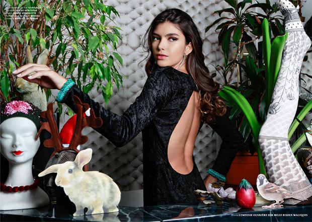 VGXW Magazine Fashion Editorial: Marvelous Darling - Photographed by Flavia Raddavero