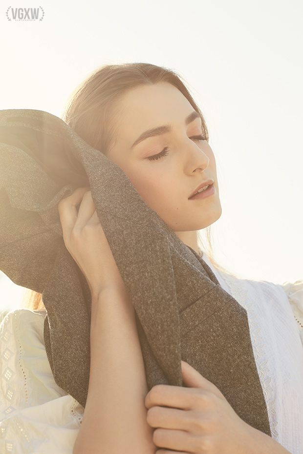 """VGXW Magazine Fashion Story: """"The Last Evening"""" by Chelle Chan"""