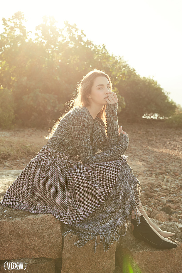 """VGXW Magazine Fashion Story:""""The Last Evening"""" by Chelle Chan"""
