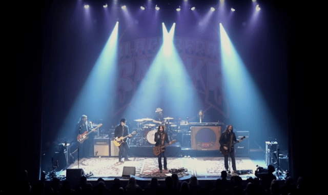 WATCH: BLACKBERRY SMOKE JAMS WITH CARSON DALY ON LAST CALL