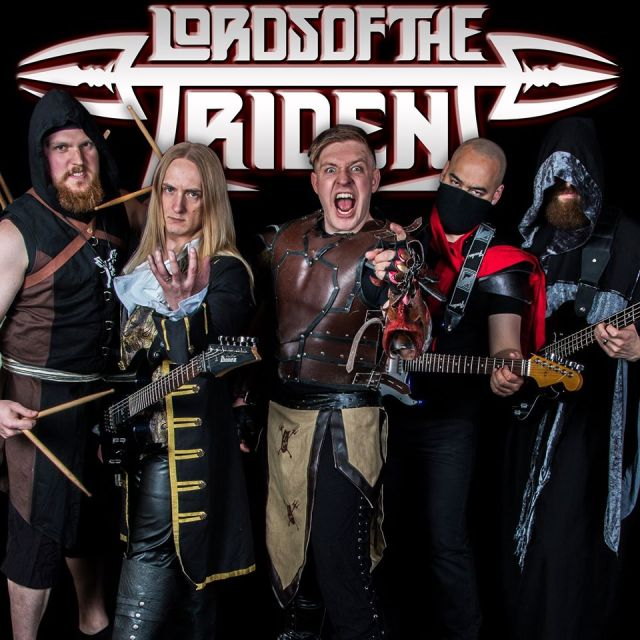 Review: Shadows From The Past by Lords Of The Trident