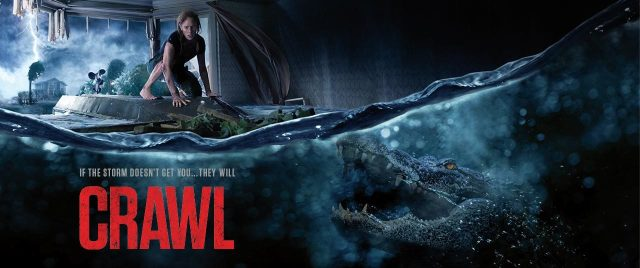Review: Original Movie Soundtrack for Crawl