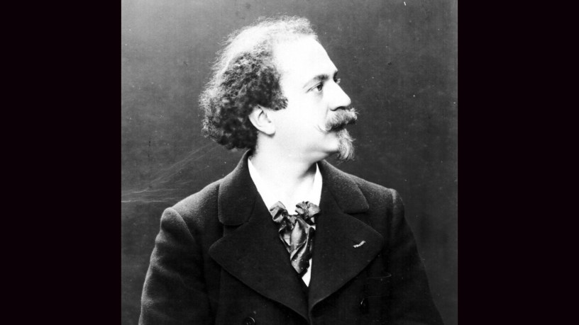 [1922] Arthur De Greef plays – Symphonic Variations (M.46) – Franck