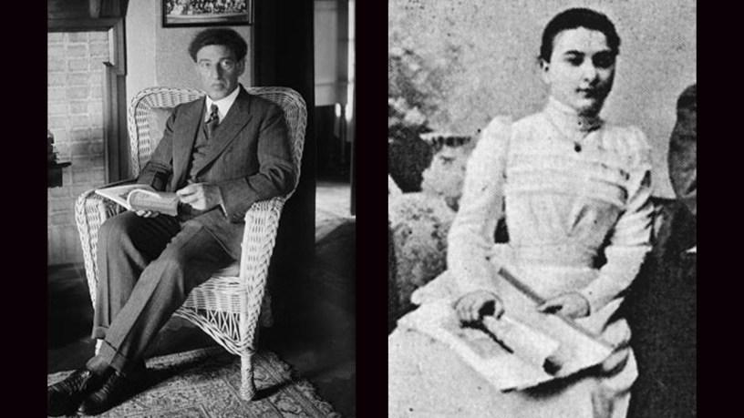 [1935] Josef Lhévinne & Rosina Bessie (Lhévinne) plays – Fêtes (Nocturnes) – Debussy