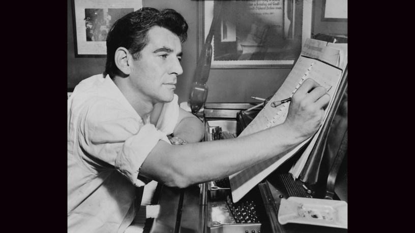 [1946] Leonard Bernstein plays – Piano Concerto in G Major – Ravel