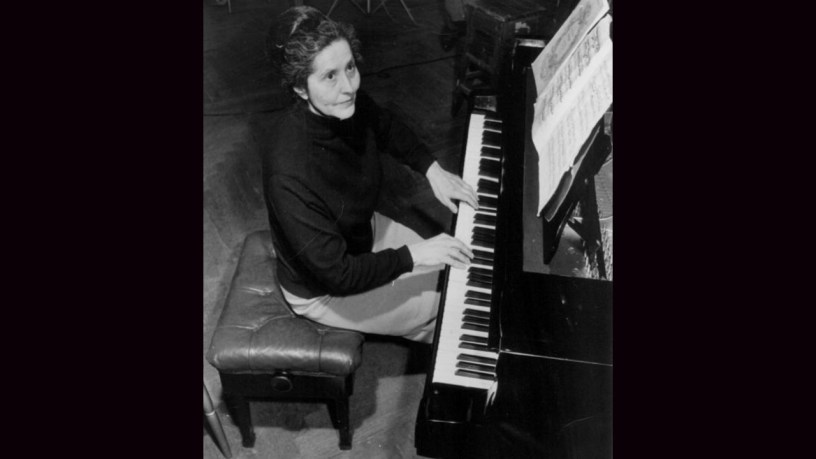 [1937] Lili Kraus plays – Rondo in D major (K.485) – Mozart