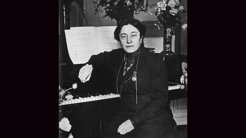 "Fannie Zeisler plays – Piano Sonata No.2 ""Funeral March"" 3rd Movement (Op.35) – Chopin"