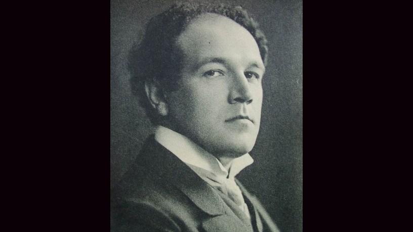 [1930] Nikolai Medtner plays – No.2 The Knight's March (2 Tales, Op.14) – Medtner
