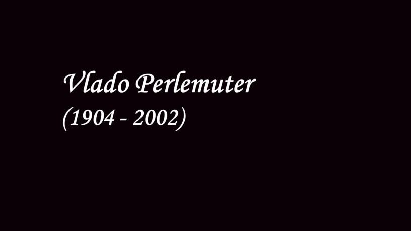 [1939] Vlado Perlemuter plays – St François d'Assise: la Prédication aux Oiseaux (2 Légendes, S.175) – Liszt
