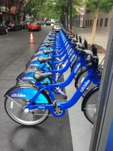 Citi Bike Bike Share has arrived