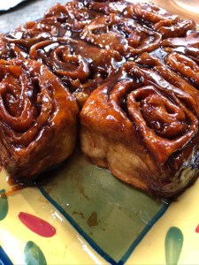 A simple recipe for delicious cinnamon buns 5
