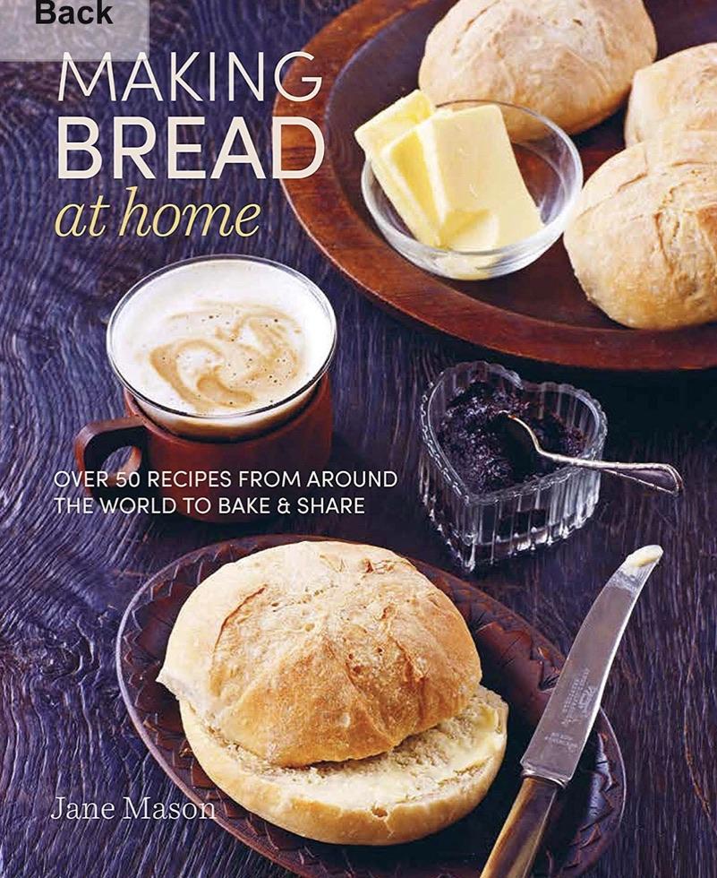 Our favourite bread books 2