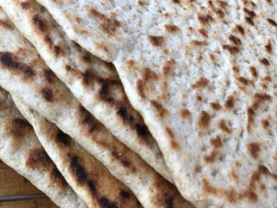 Easy recipe for delicious, Swedish Tunnbrod (thin bread) 1