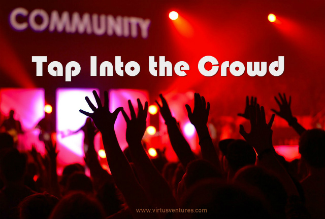 Entrepreneurs: Tapping into Crowd Wisdom