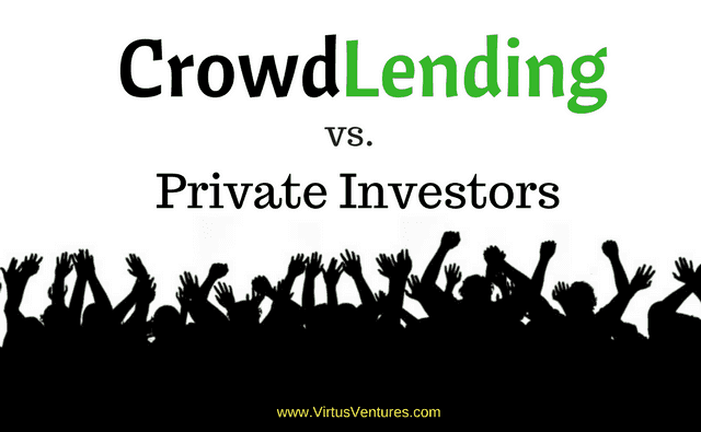 Crowdlending vs Private Investor: Which is Ideal for Startups?
