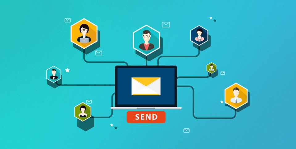Send Email newsletter 2020 business strategy