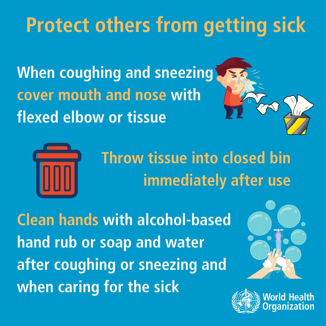 corona-virus precautions