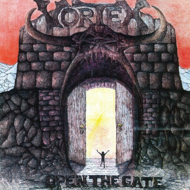 Vortex - Metal Bats  Open The Gate - Inside