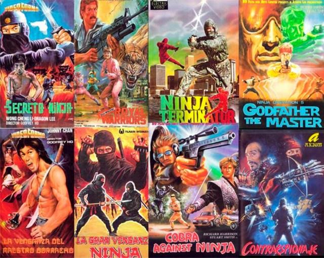 golden ninja operation caratulas