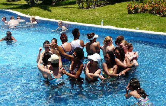 Congas en la pisci: ¿por qué no?