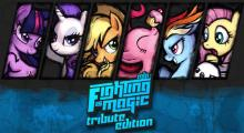 My Little Pony Fighting is Magic: Tribute Edition, el mejor fangame que he jugado