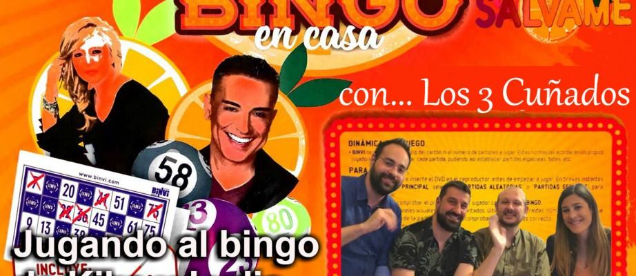 Jugamos al Bingo de Sálvame