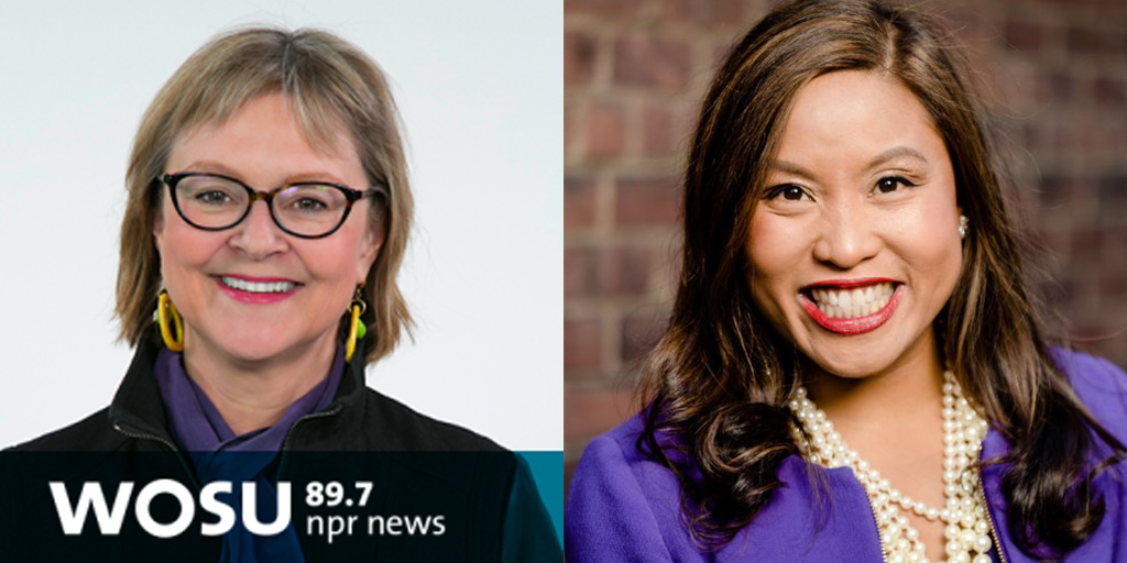 All Sides with Ann Fisher and Guest Dr. Melissa May Borja